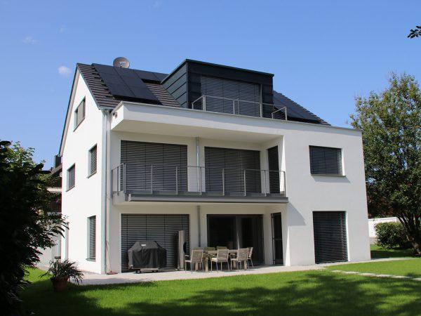 Neubau eines Einfamilienhauses in Lindau - Rickenbacherstraße
