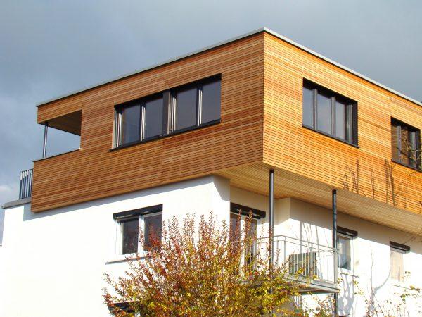 Aufstockung Wohngebäude Holbeinstraße