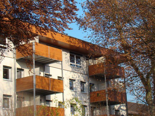 Aufstockung und Modernisierung eines Wohngebäudes in Lindau - Laubeggengasse