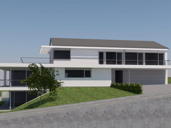 Einfamilienhaus Otto-Hahn-Strasse