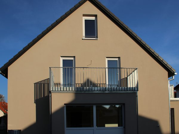 Doppelhaus Bazienstrasse