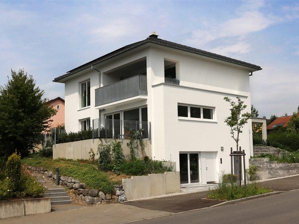 Einfamilienhaus mit separatem Büroeingang in Lindau