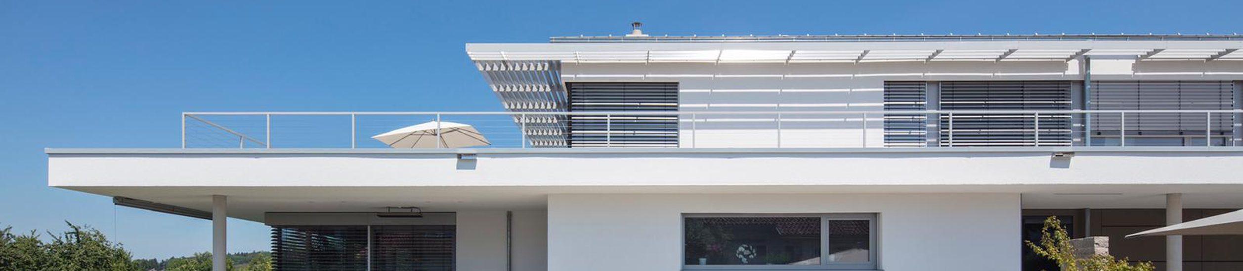 Neubau eines Einfamilienhauses in Lindau - Westliches Wannental