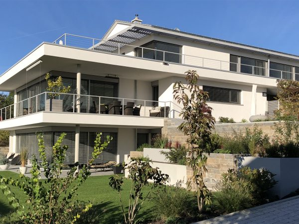 Einfamilienhaus Westliches Wannental