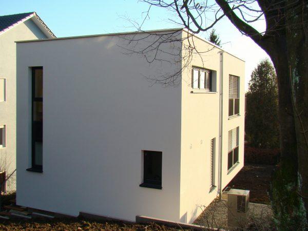 Einfamilienhaus Wannental