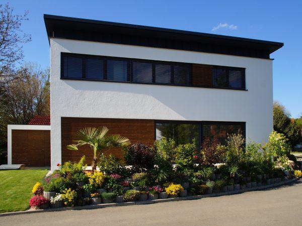 Neubau eines Einfamilienhauses in Lindau - Bachweg