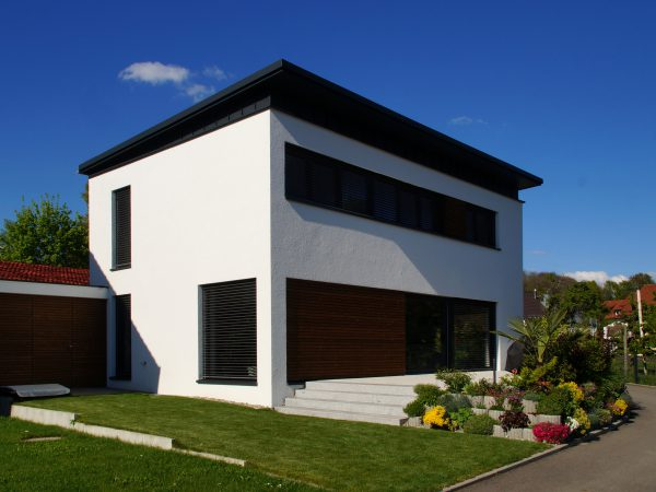 Einfamilienhaus Bachweg
