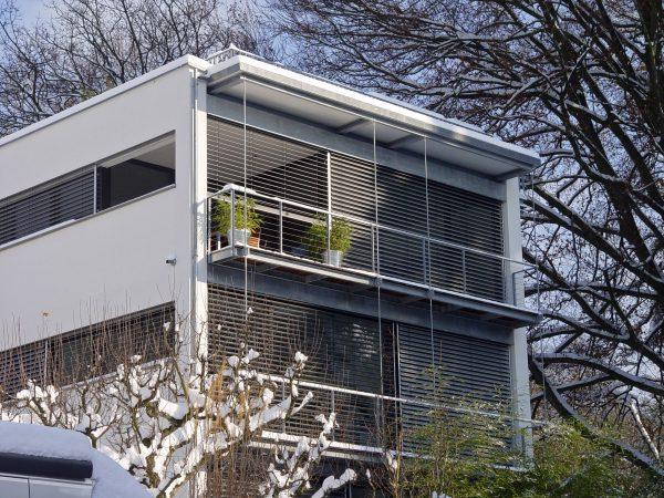 Neubau eines Einfamilienhauses in Lindau - Bayerstraße