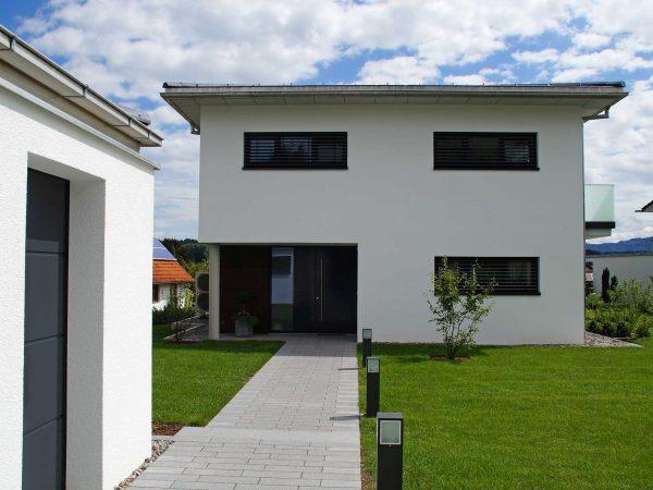 Neubau eines Einfamilienhauses in Lindau - Hochbuch