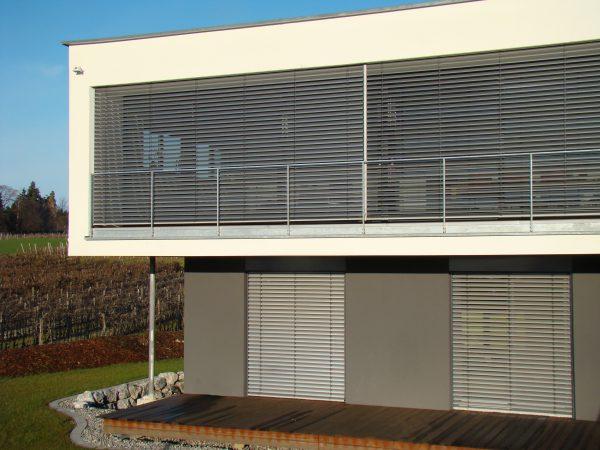 Neubau eines Einfamilienhauses in Lindau - Kellereiweg