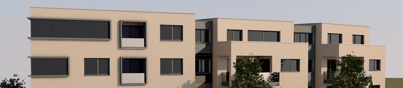 Neubau Wohn- und Geschäftshaus in Lindau - Friedrichshafener Strasse
