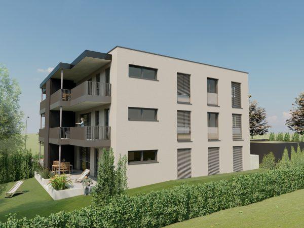 Mehrfamilienhaus Bühlweg