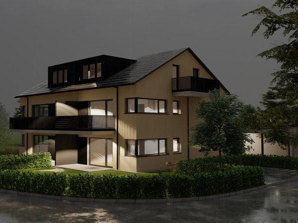 Mehrfamilienhaus Langenargen
