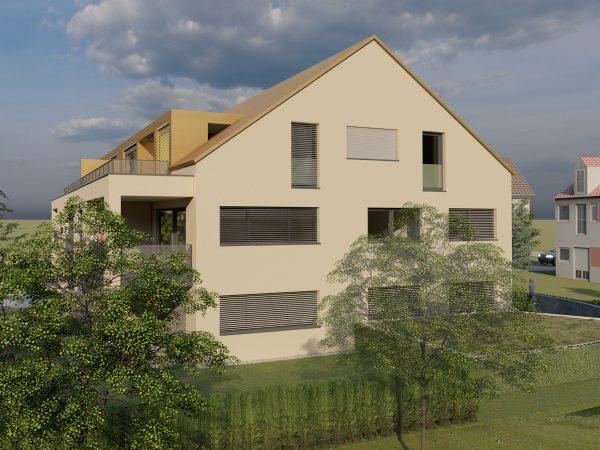 Mehrfamilienhaus Reiherstraße