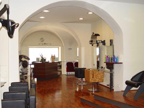 Umbau Friseursalon Athomoshair in Lindau - Bürstergasse
