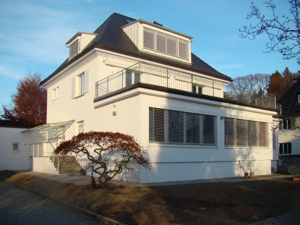 Umbau eines Einfamilienhauses in Lindau - Dennenmoos