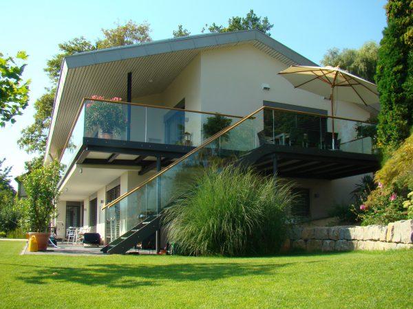 Umbau und Modernisierung eines Einfamilienhauses in Lindau - Heldenweg