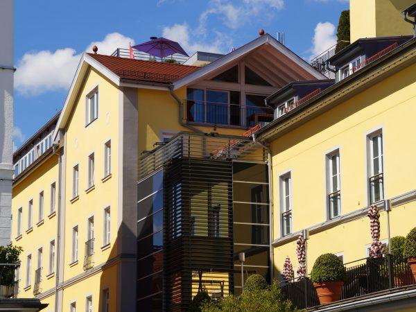 Hotel Helvetia  2003-2006
