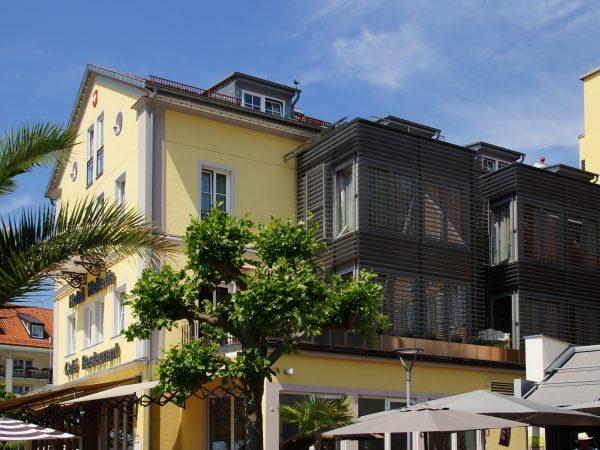 Hotel Helvetia 2007-2012