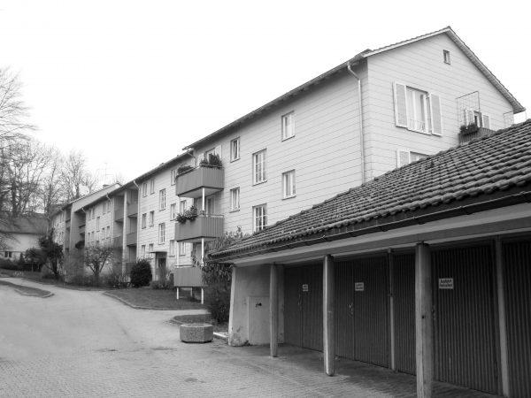Umbau Wohngebäude Dr. Emil-Hasel-Siedlung