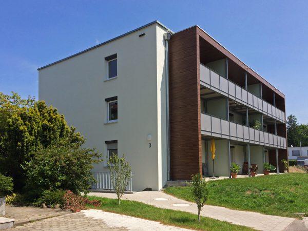 Modernisierung und Umbau eines Wohngebäudes in Lindau - Gustav-Freytag-Straße
