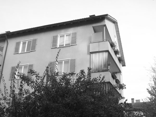 Umbau Wohngebäude Nobelstraße