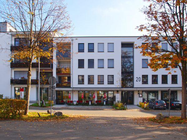 Wohn- und Geschäftshaus Schulstraße