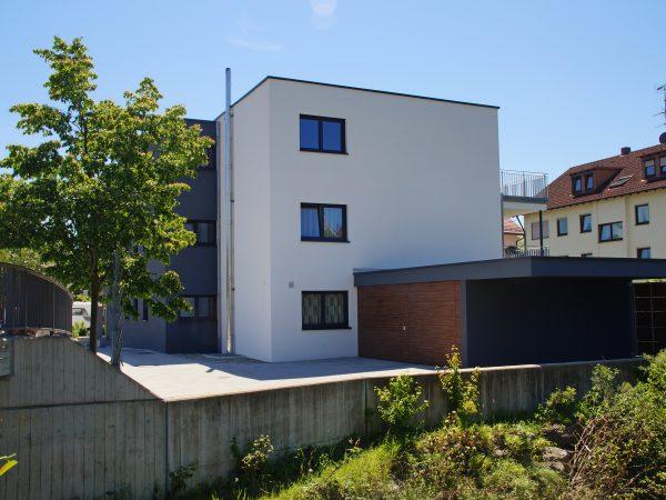 Wohngebäude Hundweilerstraße