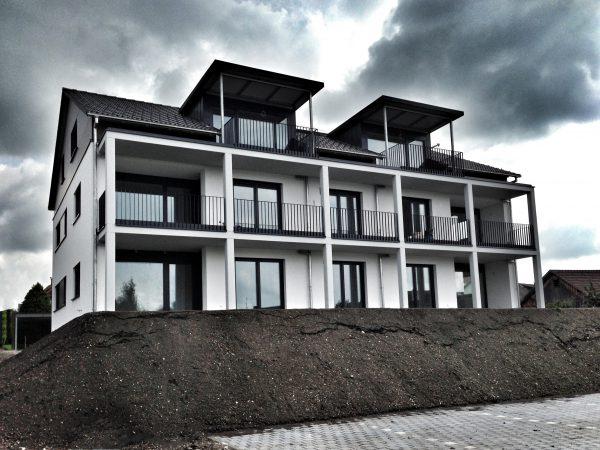 Neubau eines Wohngebäudes in Wasserburg - Dorfstraße