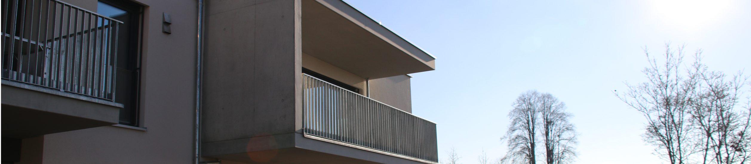 Neubau eines Wohngebäudes in Lindau-Hochbuch