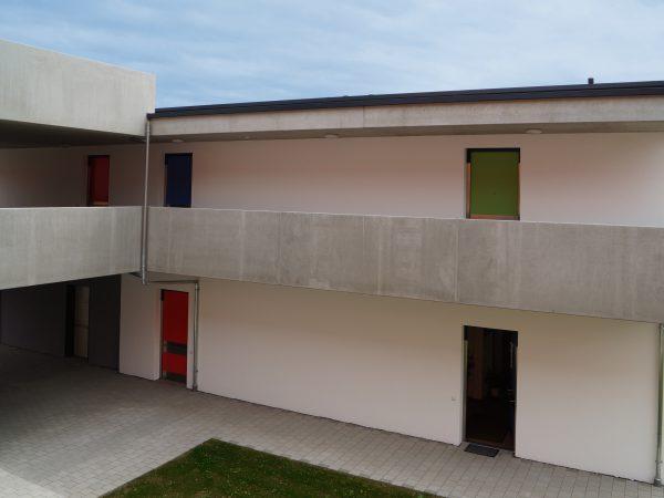 Wohngebäude Bazienstraße