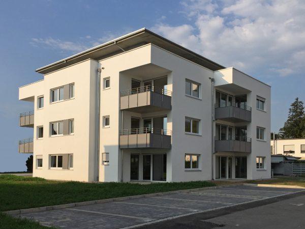 Neubau eines Wohngebäudes in Lindau - Leiblachstraße