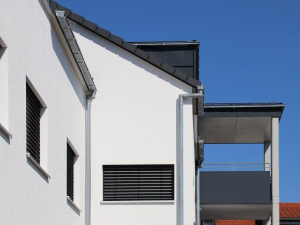 Wohngebäude Mittelseemoos