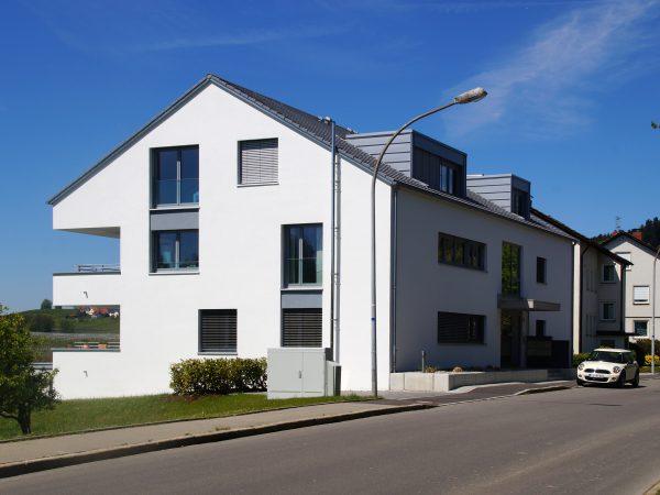 Neubau eines Wohngebäudes in Lindau - Schönauerstraße