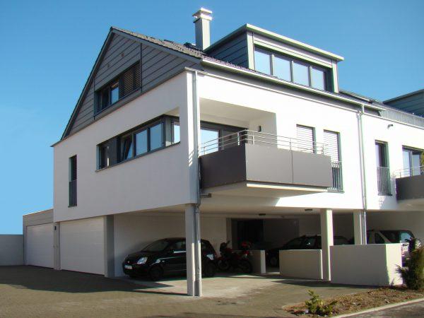 Wohngebäude Untere Ebenhalde