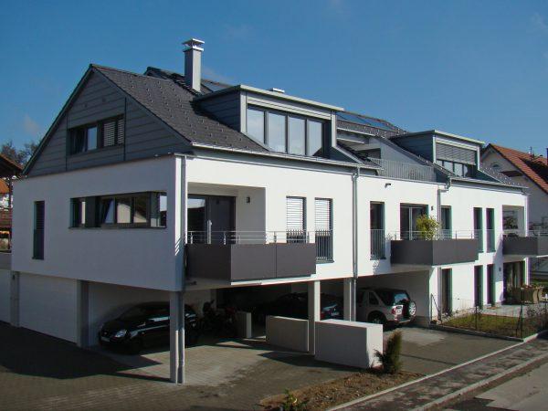 Neubau eines Wohngebäudes in Wasserburg - Untere Ebenhalde