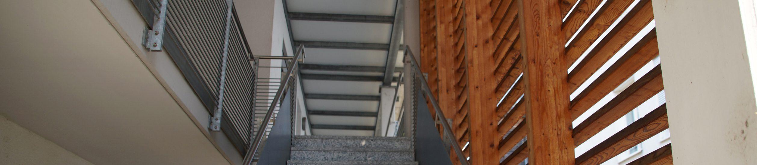 Neubau eines Wohn- und Geschäftsgebäudes mit zweigeschossiger Tiefgarage in Lindau - Inselgraben