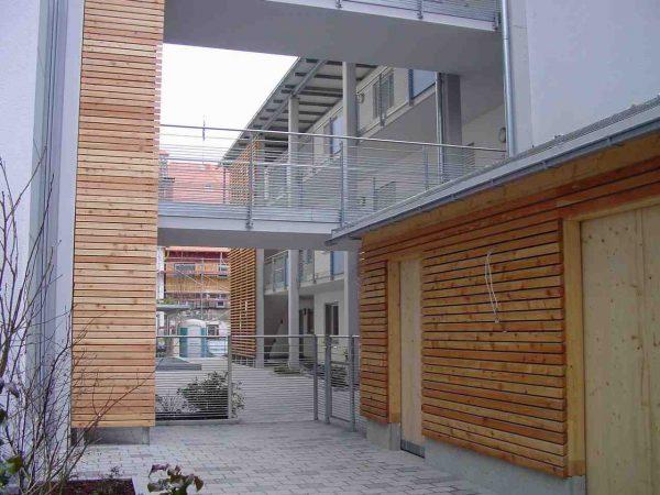 Wohn- und Geschäftshaus Inselgraben