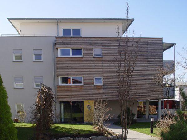 Wohnprojekt am Köchlinweiher